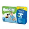 Подгузники Huggies Ultra Comfort 4 для мальчиков 66 шт
