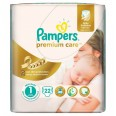 Подгузники Pampers Premium Care Newborn 1 2-5 кг 22 шт