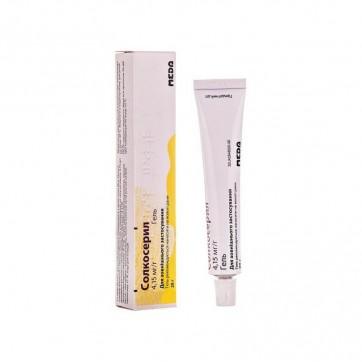 Солкосерил гель 4,15 мг/г туба 20 г инструкция и цены
