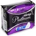 Прокладки гигиенические always platinum collection ultra night №7