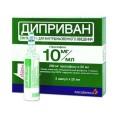 Диприван эмул. д/инф. 10 мг/мл амп. 20 мл №5