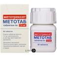 Метотаб табл. 7,5 мг фл., в пачке №30