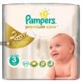 Подгузники Pampers Premium Care 3 Midi 6-10 кг 27 шт