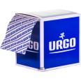 Пластырь медицинский Urgo прозрачный с антисептиком 19 мм х 72 мм №300