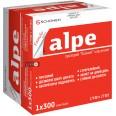 Пластырь медицинский Alpe фемили прозрачный эконом классический 76 мм х 19 мм №300