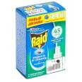 Жидкость от комаров для электрофумигаторов Raid 45 ночей с эвкалиптом 26 мл