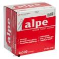 Пластырь медицинский Alpe фемили мягкий эконом классический 76 мм х 19 мм №300