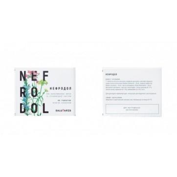 Нефродол табл. в/о блістер №60 інструкція та ціни