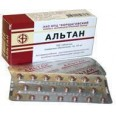 Альтан табл. п/плен. оболочкой 10 мг блистер, в пачке №100
