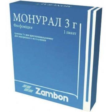 Монурал гран. д/оральн. р-ра 3 г пакет инструкция и цены