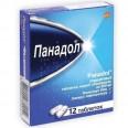Панадол табл. п/о 500 мг №12