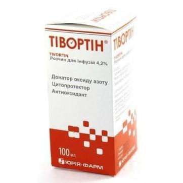 Тивортин аспартат р-р оральный 200 мг/мл фл. 100 мл, с мерной ложкой инструкция и цены