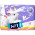 Туалетная бумага Bella Karo ролик, белая 12 шт