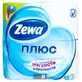 Туалетная бумага Zewa Plus  №4