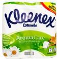 Туалетная бумага Kleenex Sensation нежная ромашка 4 шт
