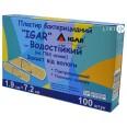 Пластырь бактерицидный Igar тип водостойкий 1,9 см х 7,2 см №100