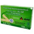 Пластырь бактерицидный Igar эластик 2,5 см х 7,6 см №100