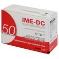 Смужки діагностичні ime-dc тест-смужка №50