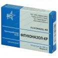 Флуконазол-кр капс. 100 мг блистер №10