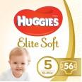Подгузники Huggies Elite Soft Jumbo 5 12-22 кг 56 шт