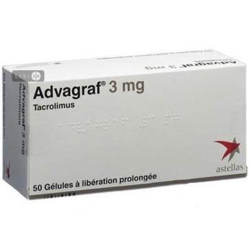 Адваграф капс. подовж. дії 3 мг №50 інструкція та ціни