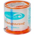 Лейкопластырь медицинский в рулонах Medrull Transparent 5 см х 500 см