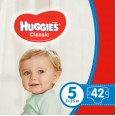 Подгузники Huggies Classic 5 Jumbo 42 шт
