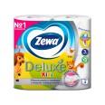 Туалетная бумага Zewa Kids  №4