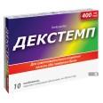Декстемп табл. п/плен. оболочкой 400 мг блистер №10