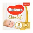 Подгузники Huggies Elite Soft Mega р2 4-6 кг 82 шт