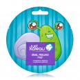 Очищающая салфетка Just Kawaii Snail Peeling Pad с муцином улитки