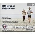 Омега-3 Натурал в капсулах 500 мг №100