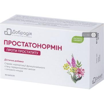 Простатонормін капсули 30 шт