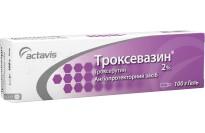 Троксевазин гель 2 % туба 100 г