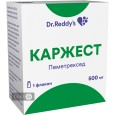 Каржест лиофил. д/инф. 500 мг фл.