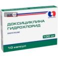 Доксицикліну гідрохлорид