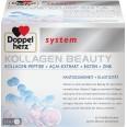 Доппельгерц System Kollagen Beauty раствор питьевой со вкусом дыни и личи, 25 мл №30