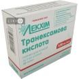 Транексамовая кислота р-р д/ин. 100 мг/мл амп. 5 мл, блистер в пачке №5
